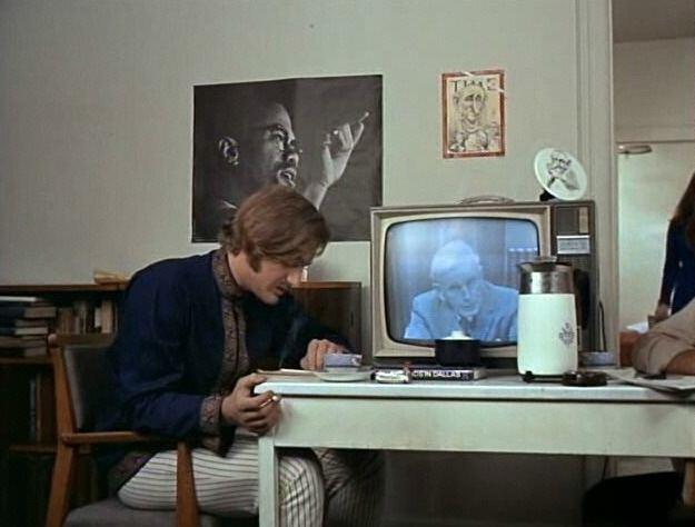 Greetings (1968 film) Opening Shots Greetings Scanners Roger Ebert