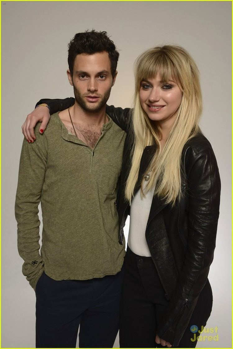 Greetings from Tim Buckley Penn Badgley Greetings From Tim Buckley Premiere Portraits