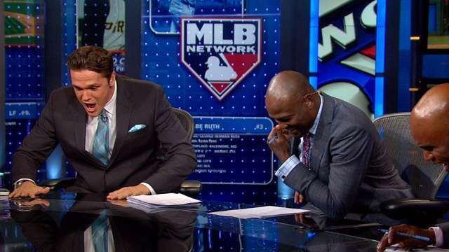 Greg Amsinger MLB Network39s Greg Amsinger correctly predicts Rangers