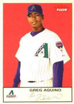 Greg Aquino Greg Aquino Baseball Statistics 20022013
