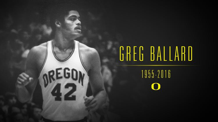 Greg Ballard (basketball) GoDuckscom The University of Oregon Official Athletics