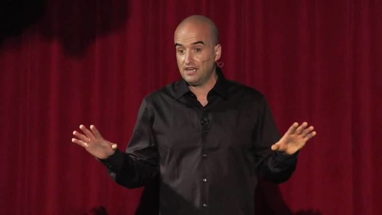 Greg Bennick TEDx motivational speaker GREG BENNICK on creativity and