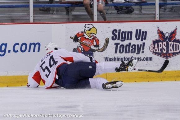 Greg Burke (ice hockey) THE UNH MENS HOCKEY BLOG UNH Alternate Captain Greg Burke Injured