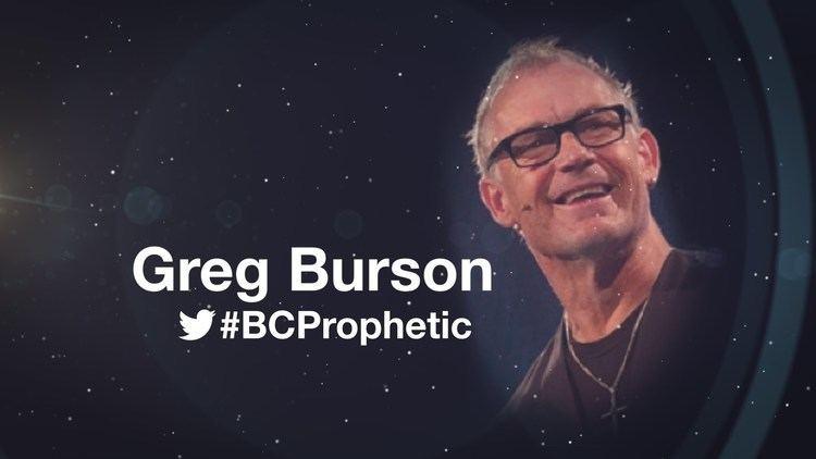 Greg Burson Weekly Message Prophetic Weekend Greg Burson Saturday Night