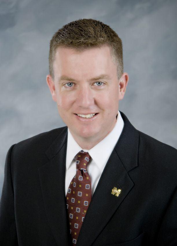 Greg Byrne Ep 313 Greg Byrne VP Athletic Director University of