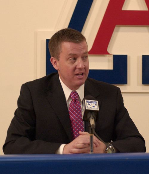 Greg Byrne athletic director Greg Byrne athletic director