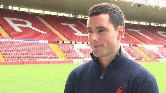 Greg Cunningham BBC Sport Manchester City defender Greg Cunningham joins