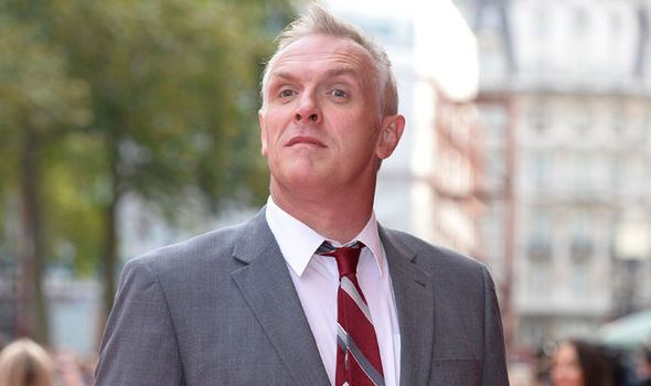 Greg Davies It was a difficult year Greg Davies grief as father and onscreen