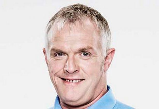 Greg Davies Inbetweeners star and Welsh comedian Greg Davies splits from Labour