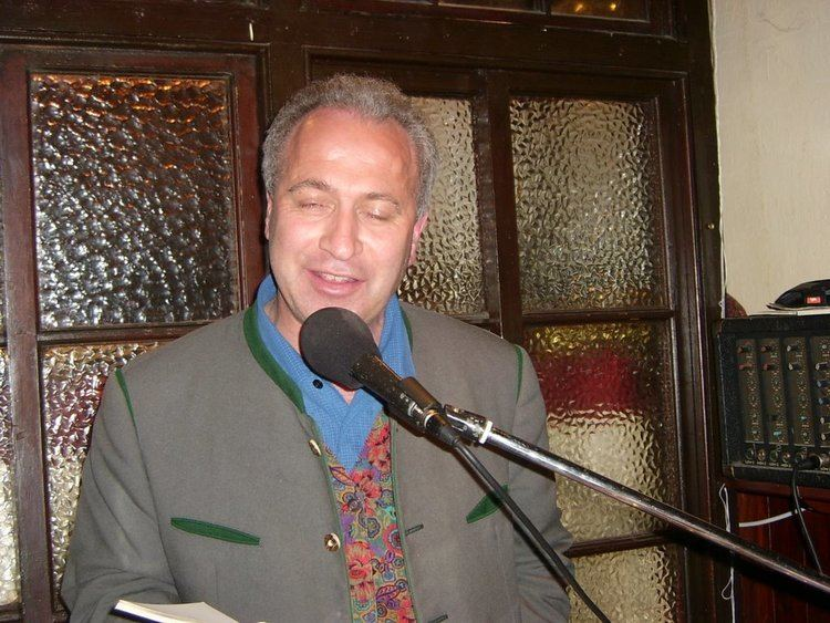 Greg Delanty Revival Poets White House Poetry Revival Wed 15th March 2006