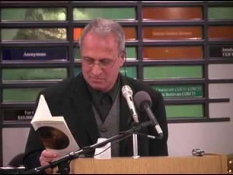 Greg Delanty Poetry Reading by Greg Delanty YouTube