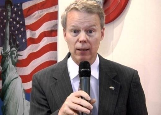 Greg Delawie Albeucom Greg Delawie the new US ambassador in Kosovo
