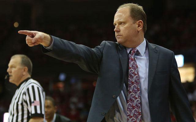 Greg Gard Observations Interim Wisconsin coach Greg Gard earning his keep