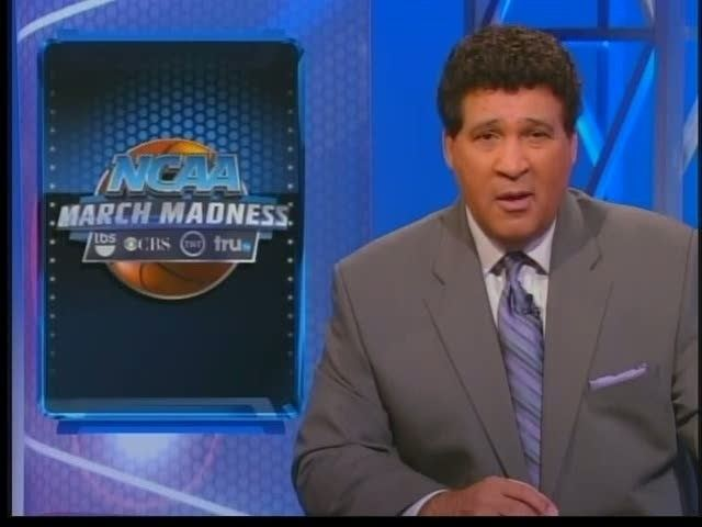Greg Gumbel CBS Icon Greg Gumbel exclusive with Chicagos Very Own