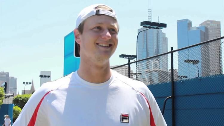 Greg Jones (tennis) Getting to know Greg Jones YouTube
