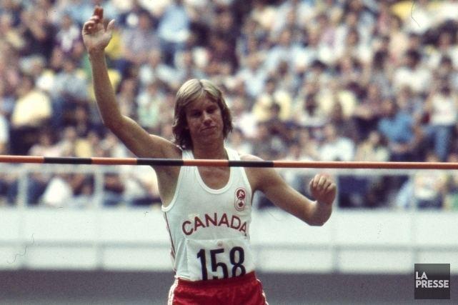 Greg Joy Les Jeux de 1976 ont t fantastiques se rappelle Greg Joy Bill