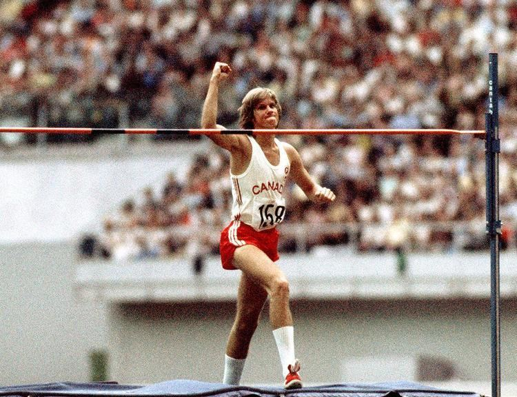 Greg Joy Montreal legends list includes Canadian high jump hero Greg Joy