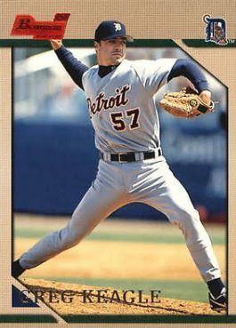 Greg Keagle Greg Keagle Baseball Statistics 19912005