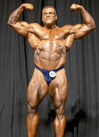 Greg Kovacs NonAesthetic bodybuilding