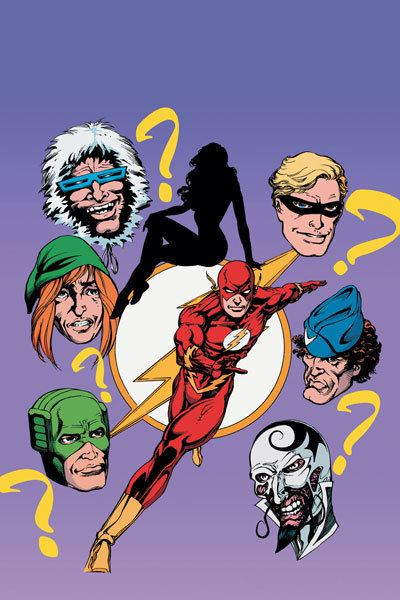 Greg LaRocque Interview Greg LaRocque on DC Retroactive The Flash