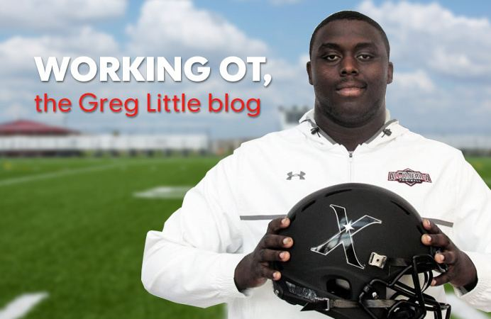 Greg Little (American football) The Greg Little Blog Making his college decision on