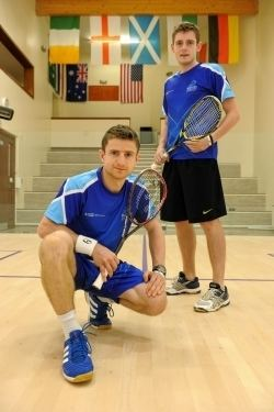 Greg Lobban Not bad for two guys from the Black Isle Greg Lobban and Alan