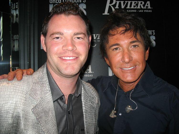 Greg London Review of Greg London39s ICONS Las Vegas Show Jason Hewlett