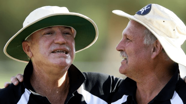 Thirty years on Dean Jones 210 hit for six by former teammate Greg
