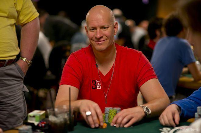 Greg Mueller Greg Mueller Looks for Redemption and Third Bracelet in