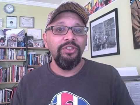 Greg Neri Author G Neri answers some questions YouTube