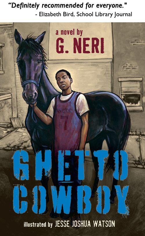 Greg Neri Novel ages 10 and up gneri