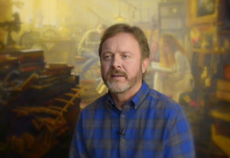 Greg Olsen (artist) The Artist Greg Olsen