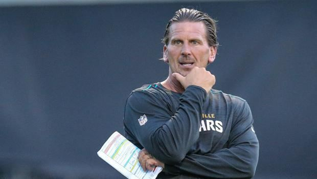 Greg Olson (American football) Jaguars fire offensive coordinator Greg Olson during lackluster