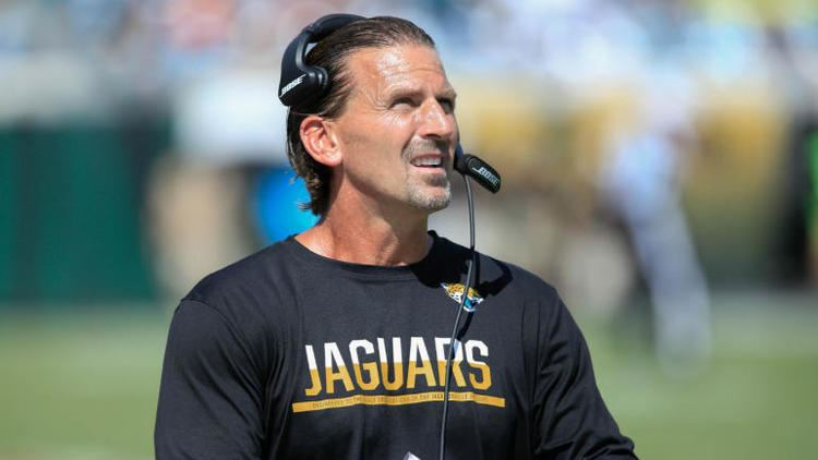 Greg Olson (American football) Jaguars reportedly fire offensive coordinator Greg Olson after 25