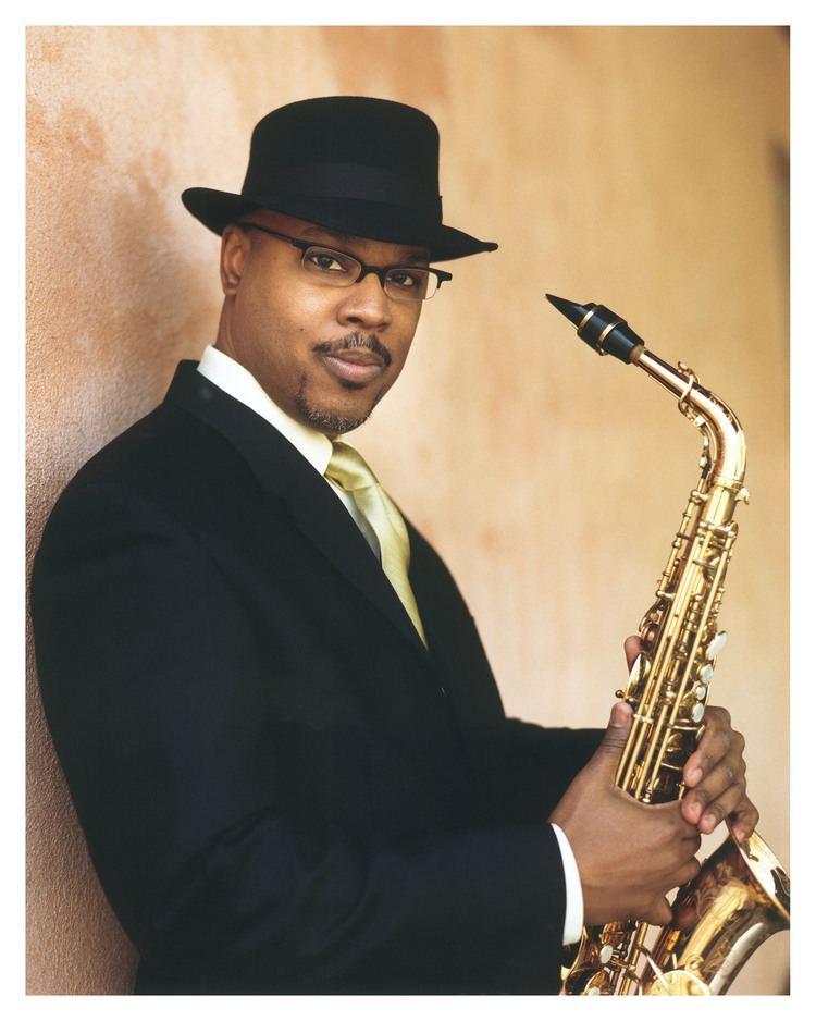 Greg Osby Greg Osby Jazz SaxophonistComposer TEMPLATE