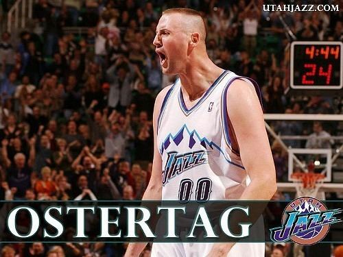 Greg Ostertag And you know Im39a ball Greg Ostertag Great Lyrics Meaning