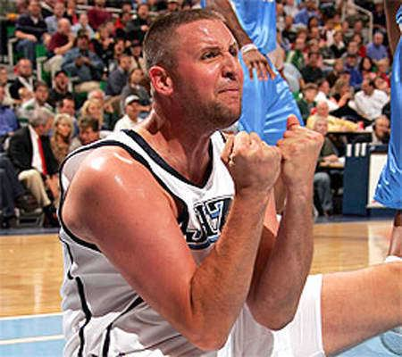 Greg Ostertag 4 Greg Ostertag The 20 Most Annoying White Players in NBA History