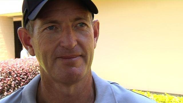 Greg Owen Greg Owen interview after Round 1 of FedEx St Jude PGA