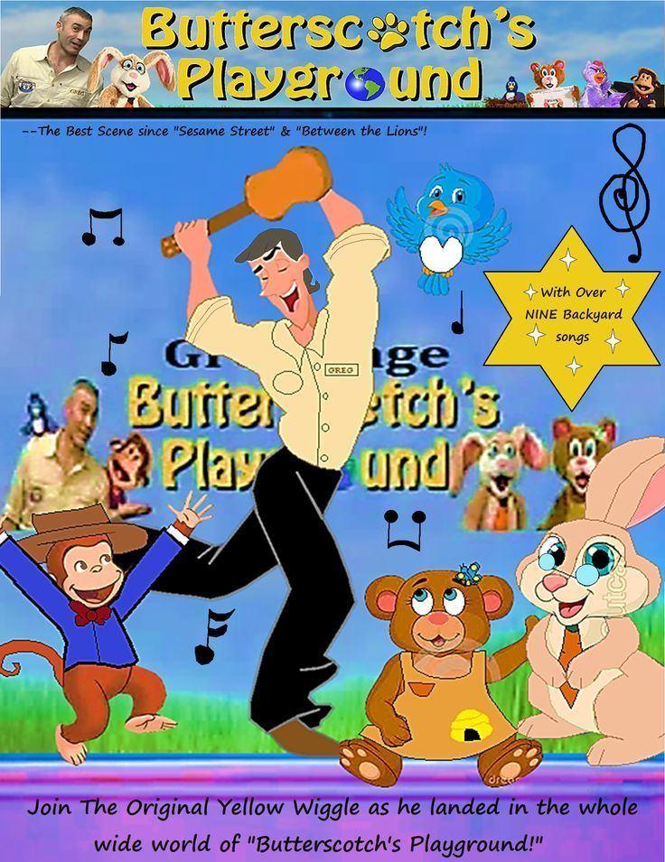 Greg Page (musician) Butterscotch39s Playground animation by Sasha super fan