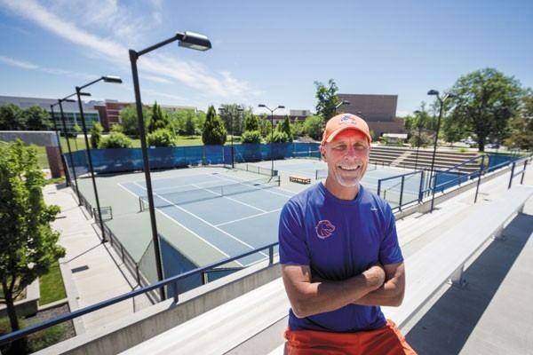Greg Patton Greg Patton Boise State Universitys head tennis coach has put the
