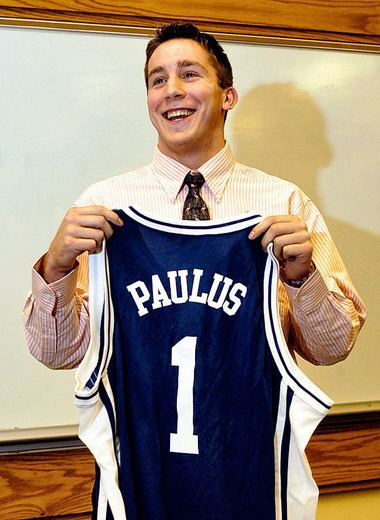 Greg Paulus Poliquin The Syracuse University basketball team is ready
