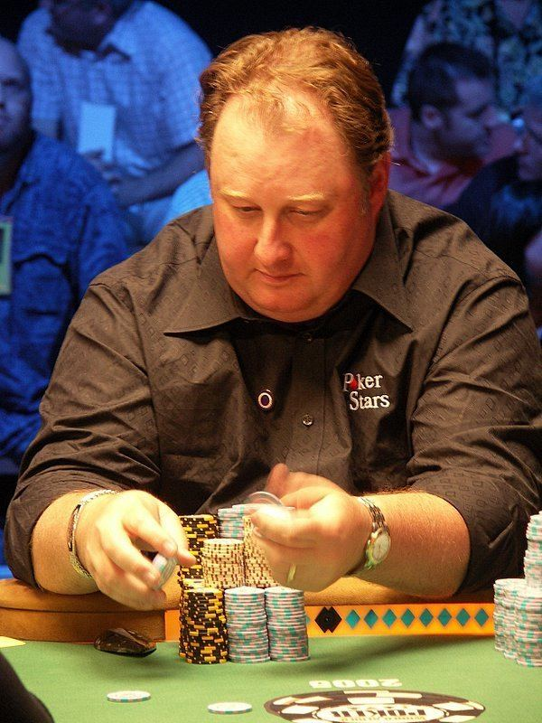 Greg Raymer Greg Raymer fossilman Poker Player PokerListingscom