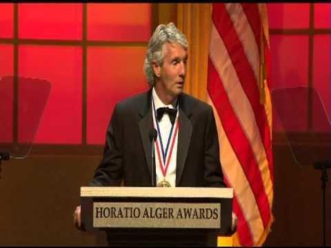 Greg Renker Greg Renker Horatio Alger Awards YouTube