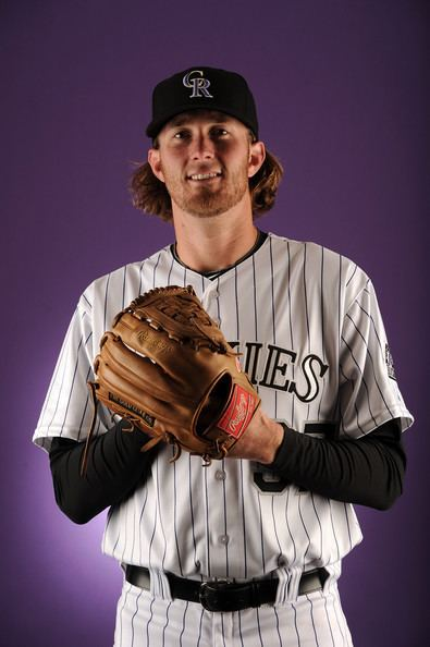 Greg Reynolds Greg Reynolds Photos Colorado Rockies Photo Day Zimbio