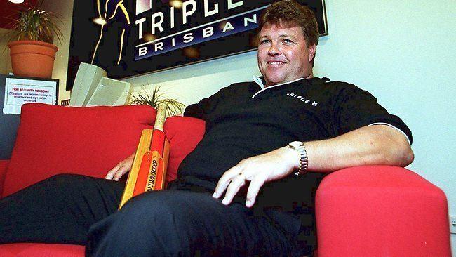 Greg Ritchie (Cricketer)