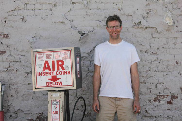 Greg Smith (artist) Cress features Greg Smiths Breakdown Lane Orrery UTC News Releases