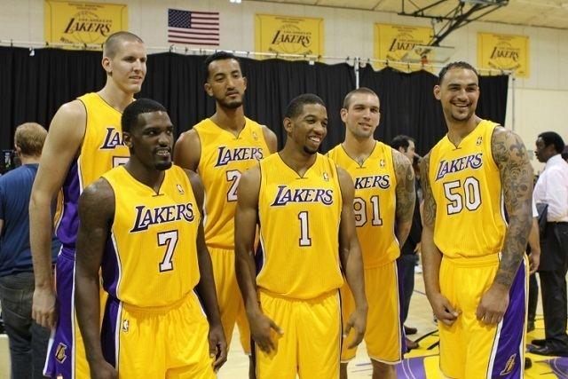 Greg Somogyi NBA Greg Somogyi mezt kapott a Lakersnl AMERIKAI
