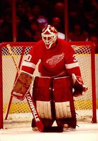 Greg Stefan Detroit Red Wings goaltending history Greg Stefan