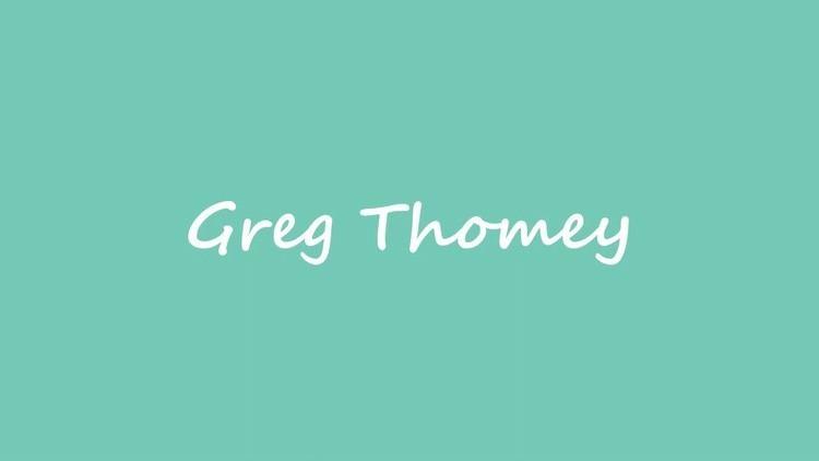 Greg Thomey OBM Comedian Greg Thomey YouTube