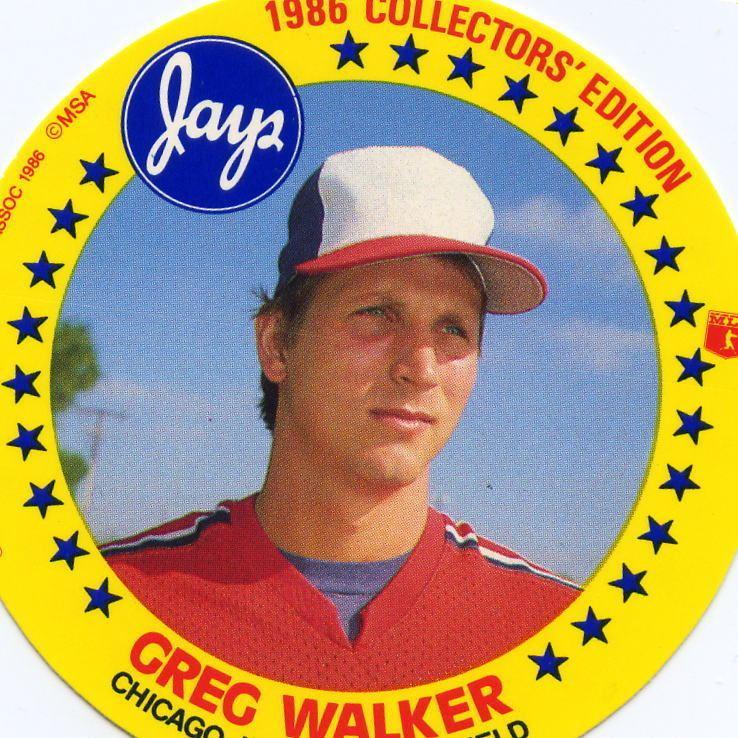 Greg Walker (baseball) Baseball Historian Part of the Sports Historian Network
